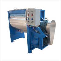 Industrial Horizontal Mixing Machine