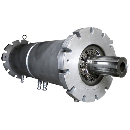 Planetary Screw Barrel