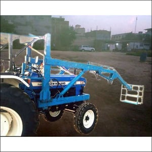 Tractor Mounted Sky Lift
