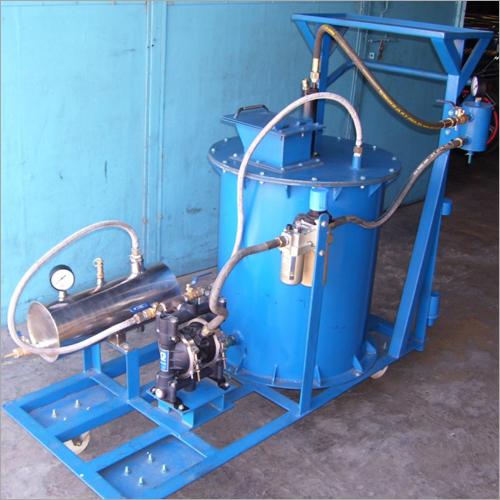 Lubricant Spray System