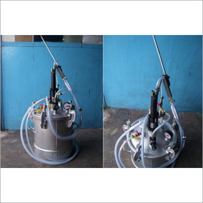 Pressurized Spray System