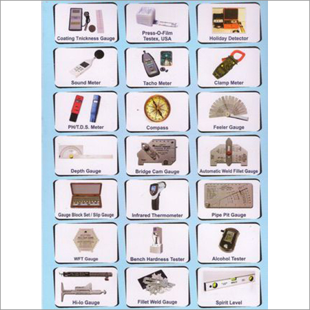 Precise Measuring Instruments