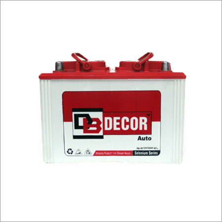 Dry Charged Three Wheeler Batteries
