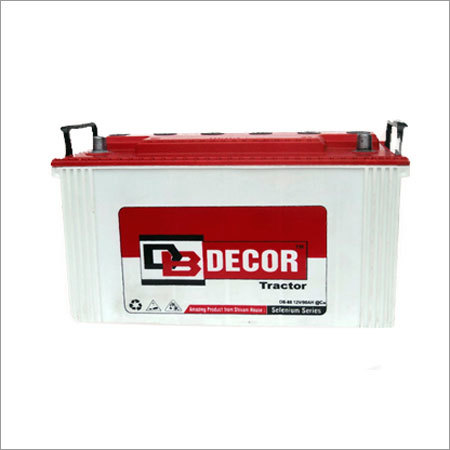 Dry Charged Car Batteries