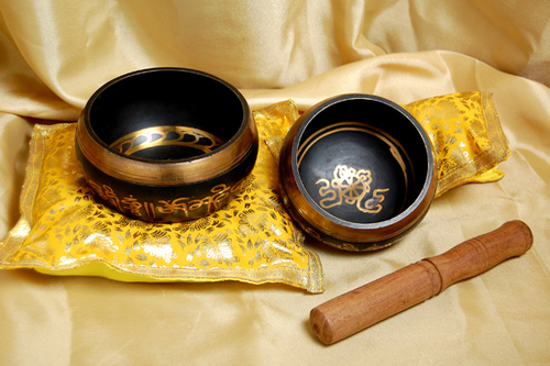 Buddhist Singing Bowl