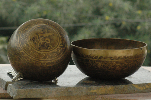 Hammered Singing Bowls