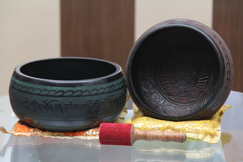 Antique Finish Singing Bowls