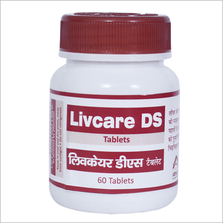 Livcare DS Ayurvedic Tablets
