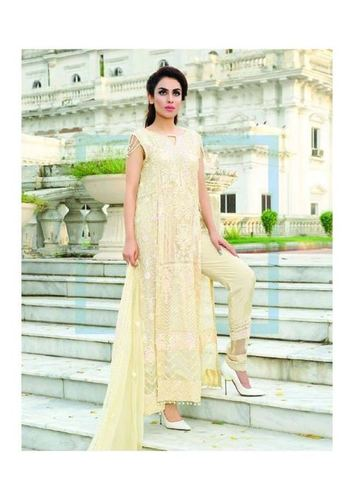 Online Fancy Ladies Cotton Dress