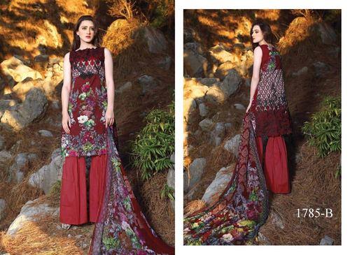Long Fancy Cotton dress online
