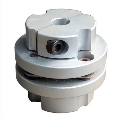 Steel Alloys Double Disc Coupling