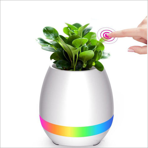 Mini Flower Pot Bluetooth Speaker