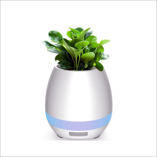 Smart Flower Pot Bluetooth Speaker