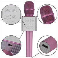 Portable Microphone Bluetooth Speaker
