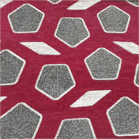 Acrylic Jacquard Furnishing Fabric