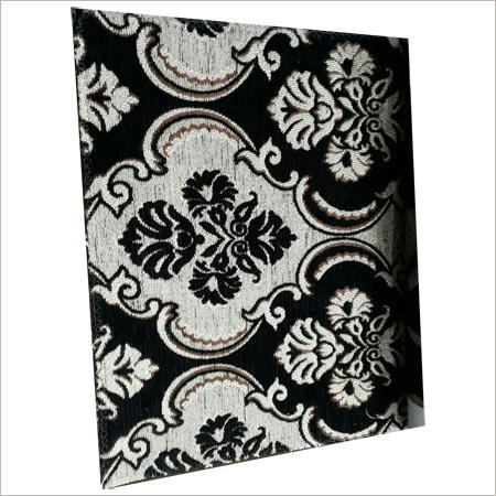 Jute Chenille Fabric