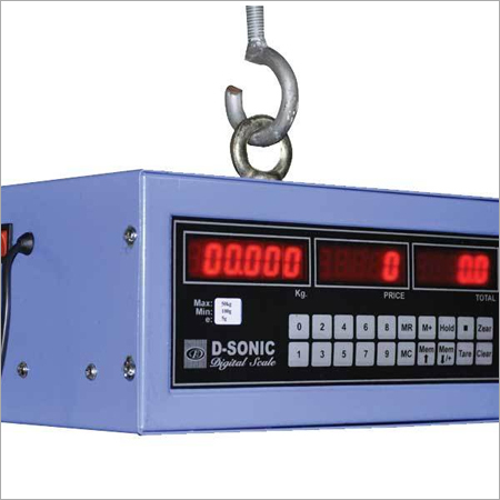 Hanging Scale PRC (HS-1, HS-2)