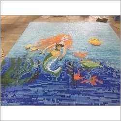 Murals Swimming Pool Tiles