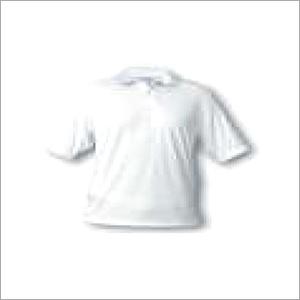 T-Shirt Collar White