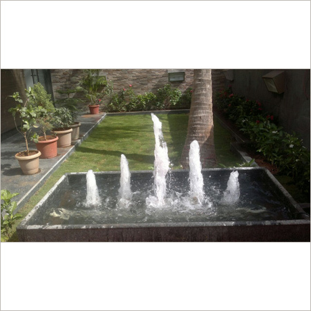 Bubblers Row Fountain