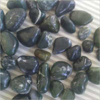 Polished Black Pebbles