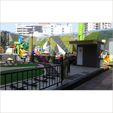Artificial Wall Lawn