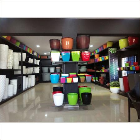 Garden Plastic Pots