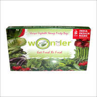 Wonder Fresh Vegetable Storage Bags