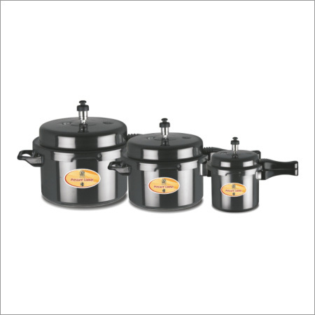 Black Magic (Outer Lid) Pressure Cooker
