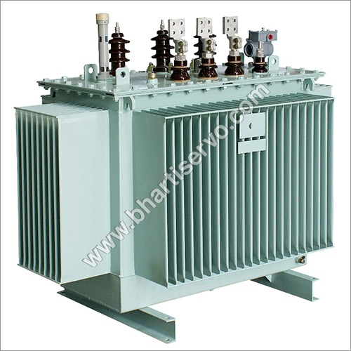 Distribution Transformer - Corrugated Radiators