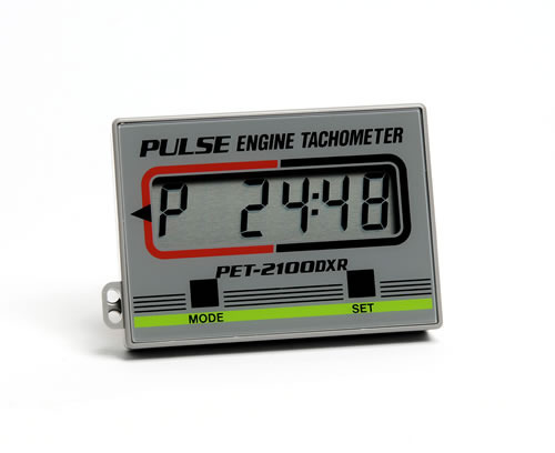 Mount Type Engine Tachometer - PET2100DX