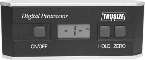 Digital Protractor & inclinometer