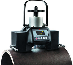 Digital Magnetic Rockwell Hardness Tester, No. 200