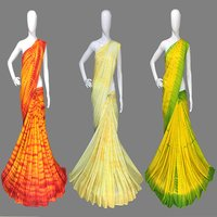 Fancy  Chiffon Designer Saree