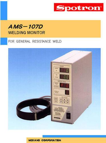 Welding Monitor, Model : AMS-107D