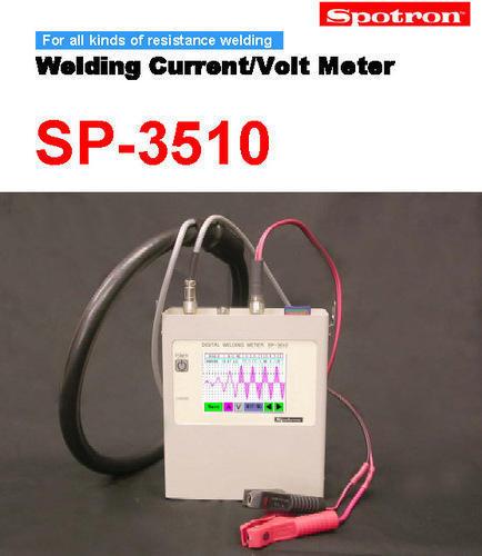 Welding Volt - Current Meter, SP3510 Spotron