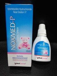 Xylometazoline 0.05%  Nasal Drop