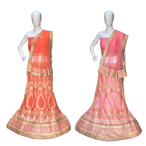 Fancy Bridal Lehenga Choli