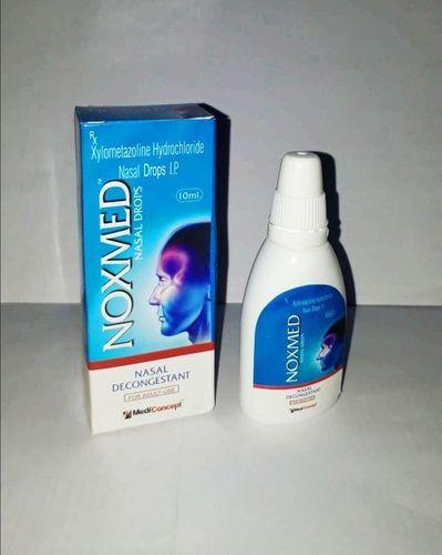 Xylometazoline 0.1%  Nasal Drop