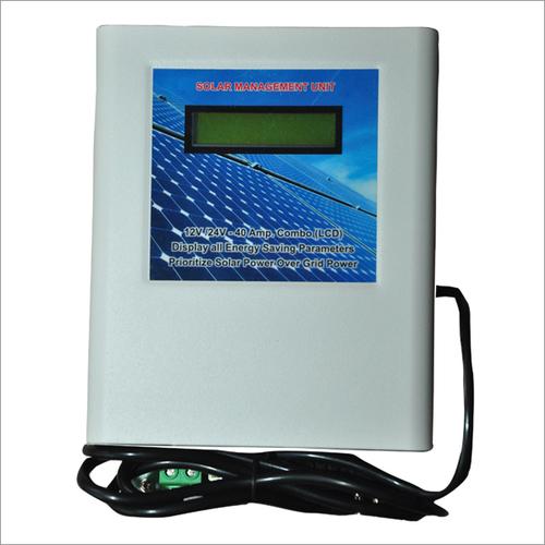 Solar Managment Unit (1224 V)( 800 Watt1600 Watt)