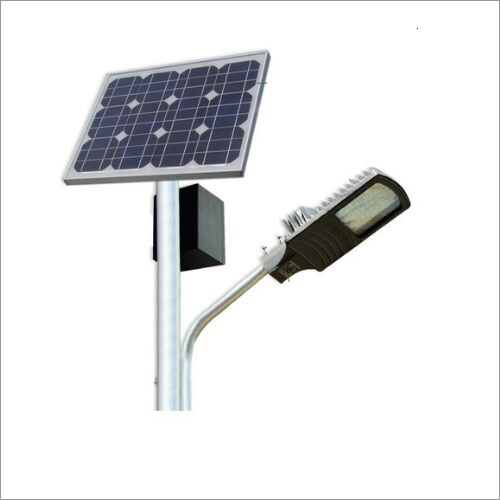 SOLAR STREET LIGHT (9-15 WATT LED LIGHT )