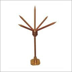 COPPER LIGHTNING ARRESTOR & TOTAL EARTHING SOLUTIONS