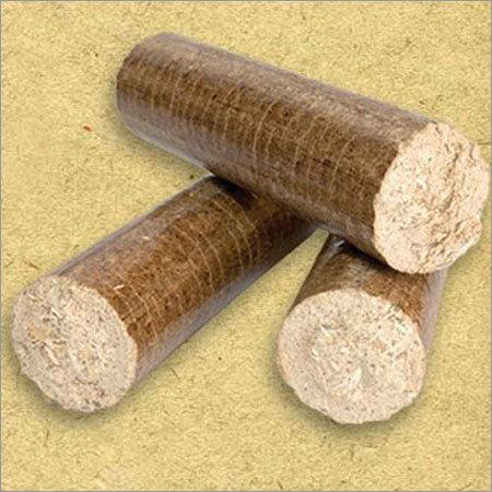 Biomass Briquettes Material