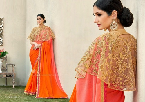 Fancy Work Designer Sari