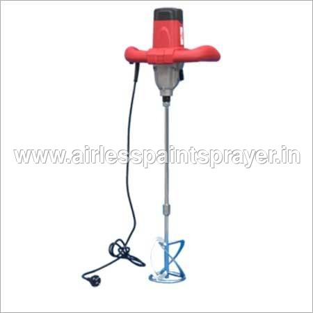 Paint Putty Mixer