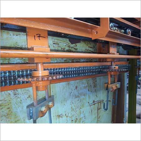Indexing Conveyor Chains