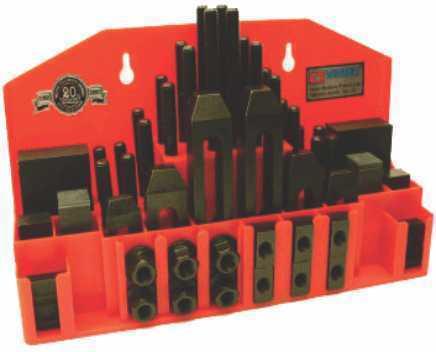 CNC Clamping Kits