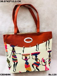 Multicolour Handbag