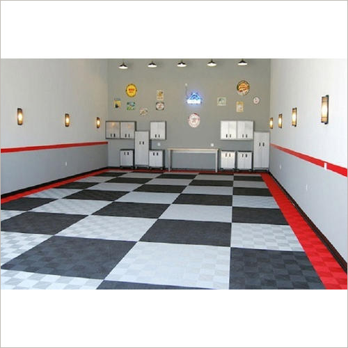 Race Deck Garage Flooring