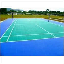 Badminton Court Sports Flooring